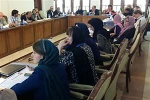 افتتاحیه نشست مشترک آموزش عالی و پژوهش ایران و اتحادیه اروپا برگزار شد