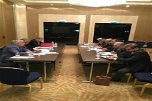 جابری انصاری با نماینده ویژه رئیس جمهور روسیه در امور سوریه دیدار کرد