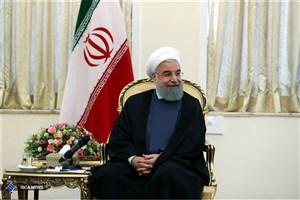 روحانی:آزادی موصل باید یکپارچگی عراق را دو چندان کند