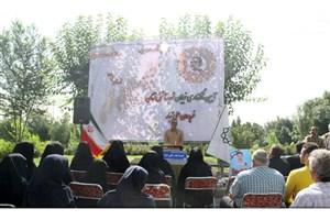 برگزاری آیین نامگذاری خیابان آتش نشان شهید فریدون علی تبار