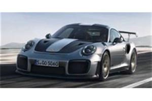 تصاویر پورشه 911 GT2 RS فاش شد