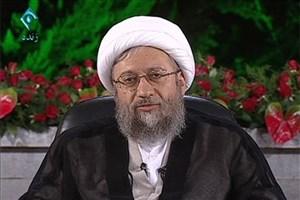 پخش مصاحبه زنده تلویزیونی رئیس قوه قضاییه دوم  تیر بعد از اخبار ساعت ۲۱