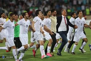ایران تنها تیم آسیایی مستحق صعود به مرحله بعد جام جهانی