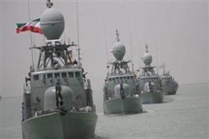 ارتباط مستقیم فرمانده کل قوا با ناوگروه 56 نداجا در خلیج عدن