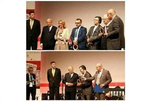 جایزه حلقه طلایی دیابت ایتالیا به باقر لاریجانی رسید