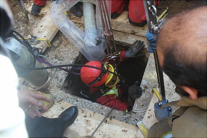 فوت 2نجاتگر داوطلب در حین عملیات نجات