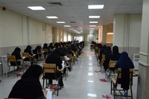میزبانی دانشگاه آزاد اسلامی در برگزاری آزمون سراسری