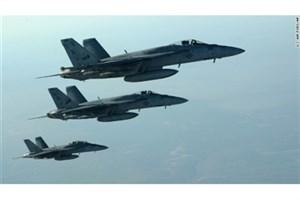 در حمله هوایی ائتلاف آمریکا علیه داعش ۲۰غیر نظامی کشته شدند