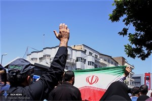 پیکر شهید جودیثانی تشییع شد