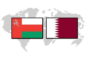 قطردنبال گسترش روابط با عمان