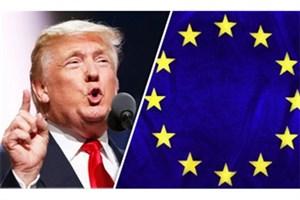 افزایش شکاف میان آمریکا و اروپا همزمان با بازنگری ترامپ در توافق هسته ای ایران