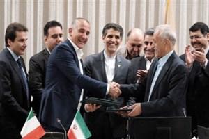 امضای دو سند همکاریهای آموزشی و علمی میان راهآهن ایتالیا و دانشگاه علم وصنعت ایران