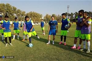 برنامه تمرینی امروز آبیهای تهران اعلام شد