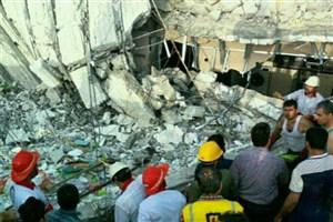 سه واحد مسکونی به علت نشت گاز در بهبهان تخریب شد/ عکس