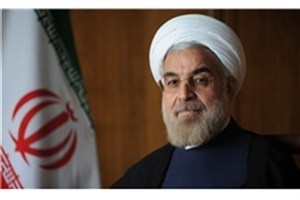 روحانی روز ملی فرانسه را به ماکرون تبریک گفت