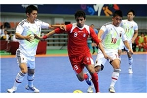 قضاوت یک داور ایرانی در جام باشگاه های فوتسال آسیا