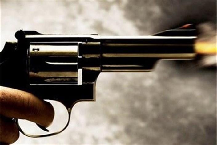 تیراندازی در آئین تشییع