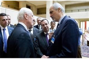 دور آتی مذاکرات برای فرو ریختن دیوار بحران  اوایل سپتامبر است/  نشست صلح سوریه همچنان بی سرانجام