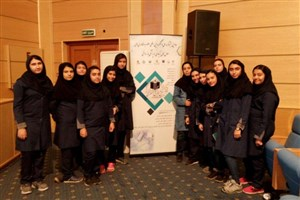 حضور دانش آموزان سما در دومین جشنواره ملی دانش آموزی و فناوری سلول های بنیادی