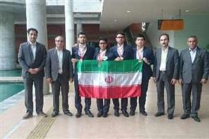 تیم المپیاد شیمی دانش آموزی ایران رتبه سوم جهان را کسب کرد