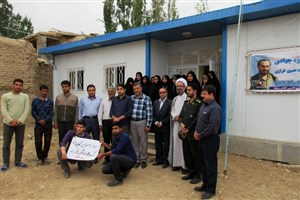 اعزام دانشجویان واحد آزادشهر در قالب اردوهای جهادی به مناطق محروم