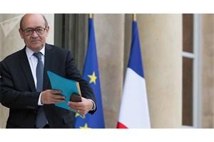 اتهام زنی مجدد وزیرخارجه فرانسه به ایران