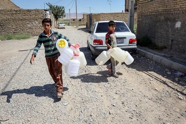 فرماندار پلدختر: کمبود آب شرب در پلدختر