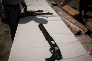 باند سرقت مسلحانه در جاده های خوزستان منهدم شد