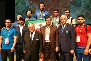 Borujerd SAMA IAU Student Shines at 2017 IWF JWC Japan