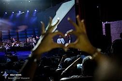 کنسرت میثم ابراهیمی در برج میلاد
