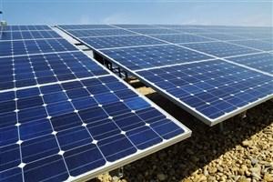 نصب  نیروگاه خورشیدیدر منطقه 13