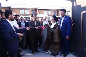 بهره برداری از پروژه ی 150 واحدی مسکن مهر ویژه طلاب علوم دینی در شهرک مهرگان مشهد