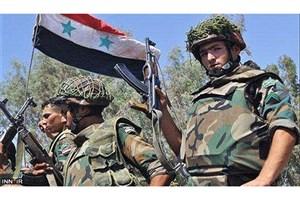 پیشروی ارتش سوریه در شرق حمص و حماه