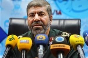 سخنگوی سپاه: حمله به نهاد ریاست جمهوری تروریستی نبود