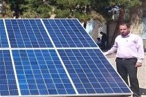 نطنز ظرفیت اجرای طرح درآمدزایی با انرژی خورشیدی را دارد