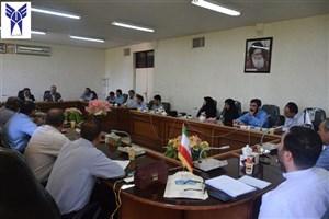 تغییر مدیران ارشد دانشگاه آزاد اسلامی حاکی از آینده نگری توسعه کمی و کیفی این دانشگاه است