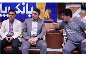 سرپرست معاونت توسعه منابع انسانی وزارت ورزش ناظر تمرینات آزادکاران