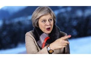 اطمینان ترزا می نسبت به ادامه نخست وزیری