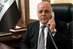 ترزا می : ما در کنار عراق یکپارچه ایستاده ایم