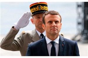 استعفای یک ژنرال ارتش فرانسه پس از جدل با امانوئل مکرون