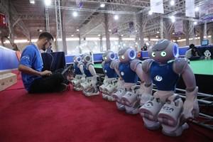 دستاوردهای رباتیک کاربردی جدید عرضه شد