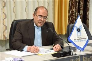 انتصاب دکتر فرهاد رهبر موجب درخشش عزت و اعتلای دانشگاه آزاد اسلامی می شود