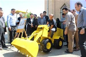 پنج محصول و اختراع مرکز رشد واحد سنندج رونمایی شد