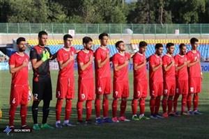 برتری ایران مقابل قرقیزستان در گام نخست