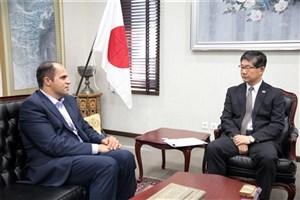 موسیخانی: آماده همکاری با دانشگاهها و مراکز تحقیقاتی ژاپن هستیم