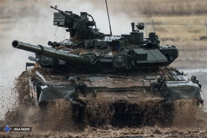 تانک ت 90