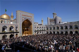 برگزاری ویژه برنامههای جشن عید غدیر در حرم مطهر رضوی