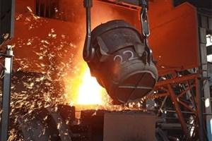 ایران به جایگاه چهاردهمین فولادساز جهان رسید