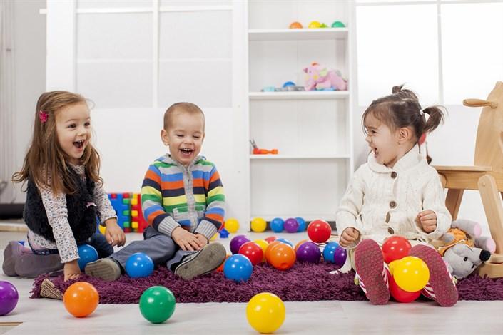 بازی  اجتماعی کودکان