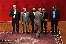 مراسم تودیع و معارفه رییس دانشگاه آزاد اسلامی